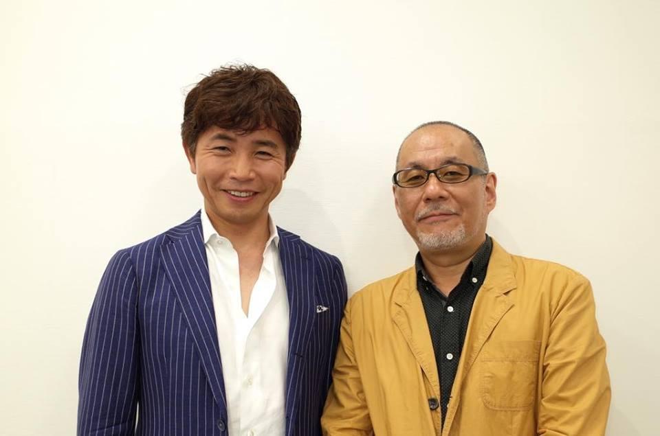 マーキュリーアカデミー佐野正行先生と2ショット