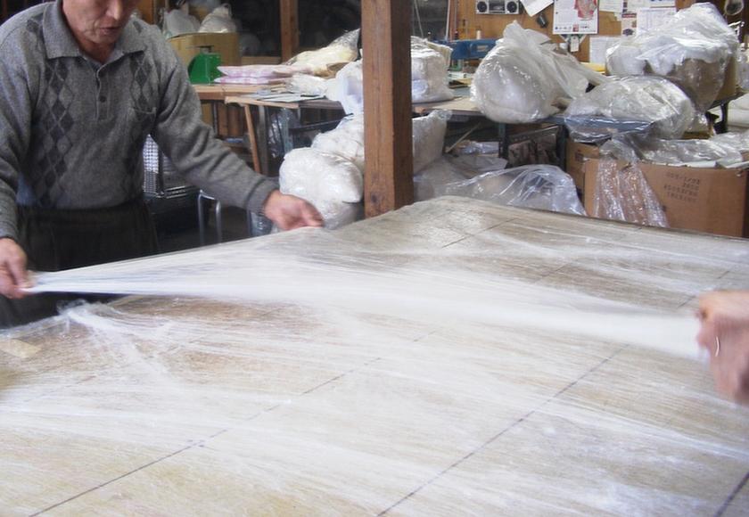 真綿工程3